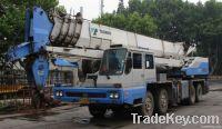 Used Tadano 50t Truck Crane (TG500E)