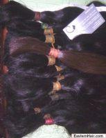 Unprocessed Virgin Hair (Black & Brown Bunches)