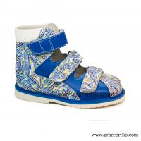 Children season orthopedic shoes , wonderful rear support and thomasheel (4611380)