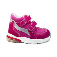 1619432 peach kids runnning shoes girl sport shoes orthopedic shoes