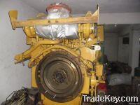CAT 3512 B HD II MARINE ENGINE