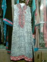 Long Shirt with Trouser
