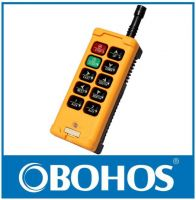 Industrial Wireless Remote Control System for Crane(HS-10)