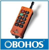 Double Speed Industrial Radio Remote Control Pendant (HS-10D8)
