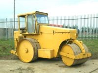 3 Drum Road Roller
