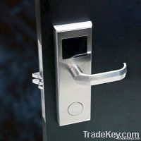 Stainless steel hotel lock