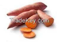 sweet potatoes (fresh or dried )
