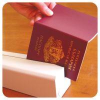 Passport IDcard Reding System