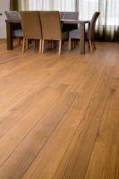 solid oak and ash flooring