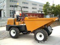 hydraulic site dumper, tipper, dump truck