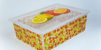 Color Kitchen - Decorative Storage Boxes
