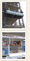 Geda Personnel and Material Hoist