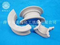Ceramic saddle for RTO/RCO