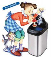 HK2300-023 Odor Less Bin