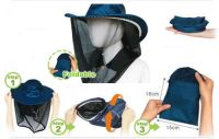 OS2000-005 Pocket UV Anti-Gnats Hat