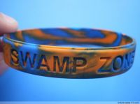 silicone rubber bracelets and product