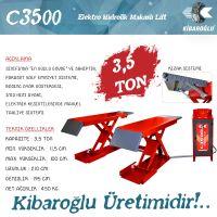 C3500 Electro-hydraulic scissor lift