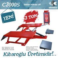 C3000S Electro-hydraulic 50cm maximum height lift