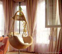 rattan hanging chair