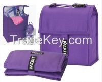 Insulated Lunch Bag, Ice Bag, foldable Kids Lunch Bag