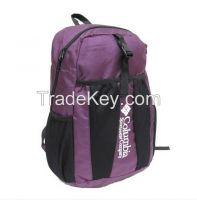 Foldable Soft Nylon Outdoor Backpack