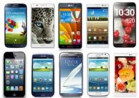 Used Mobile Cell Phone from Korea
