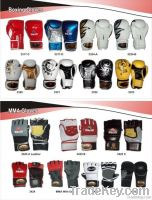 Boxing Gloves & MMA Gloves