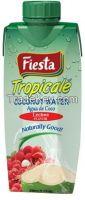 Fiesta Tropicale Coconut Water - Lychee Flavor