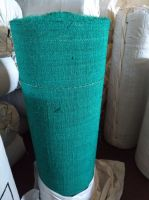 sisal polishing fabric(sisal cloth) dyed color