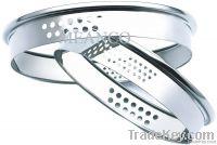 Tempered Glass Lid (Colander lid) for Cookware
