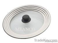 Cookware Tempered Glass Lid (Universal Lid)