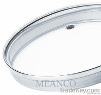 Tempered glass lid (S-type) for Cookware