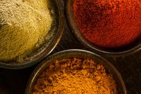 spice products, green cardamom, black pepper, black pepper powder, black cardamom, black cumin seeds, cloves, coriander powder, coriander seeds, crushed red chili, chickpeas, cumin seeds, cinnamon stick & powder, dill seeds