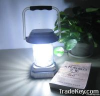 Solar Powered Camping Lighting Lantern