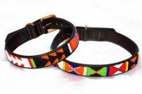 Beaded Dog Collars