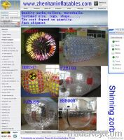 Inflatable Zorb & Water Ball