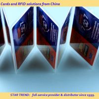 ST-16005 | Pre-Printed Cards (Pre-Printed Plastic Card, Blank PVC Card, Proximity Card, RFID Card)