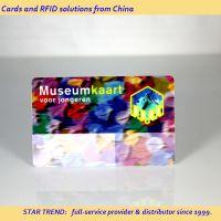 ST-16005 | Pre-Printed Cards (Pre-Printed Plastic Card, Blank PVC Card, Proximity Card, RFID Card)