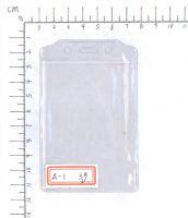ST-16016   Card Badge, Card Holder And Lanyard