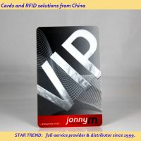 ST-16010 | Paper And PVC RFID Cards From China