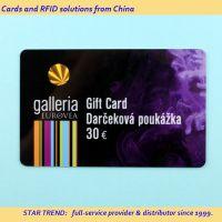ST-16003   Printed Plastic Membership Cards