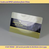 ST-16010   Paper And PVC RFID Cards From China