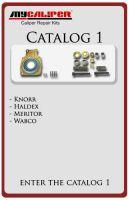 Caliper Repairs Kits Of