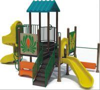 Outdoor Playground Slides