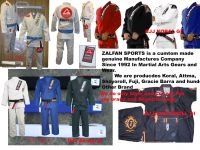 Karate and Taekwondo Uniforms
