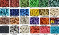 Colored EPDM Rubber Granules