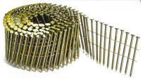 Wire Collated Coil Nails