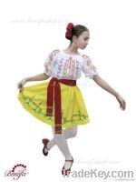 Moldavian national costume for children