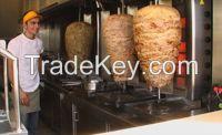 Turkish Kebab chef