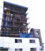 Circulating Fluidized-Bed (CFB) Boiler